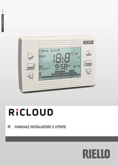 Ricloud Il Controllo Remoto Intelligente