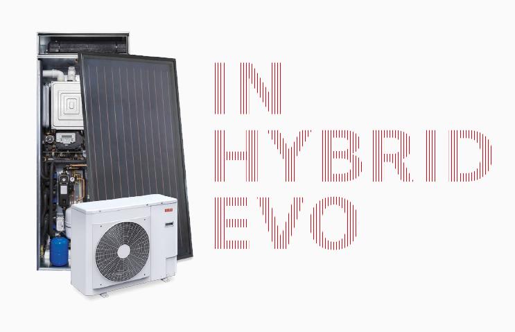 Pannello Solare Kloben Evo 150 : In hybrid evo la soluzione ibrida compatta di riello